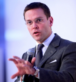 James Murdoch Steps Down as Chairman of News Corp.'s News International Unit