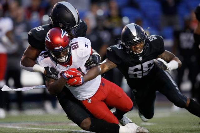 Pro football league AAF collapses. And Hulu ponders special ads for binge-watchers: Wednesday Wake Up Call