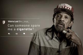 The Voice of Cigarette