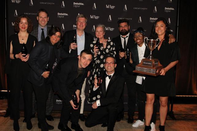 2017 Ad Age Agency A-List and Creativity Awards Gala Photos
