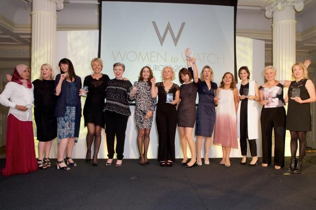 Women to Watch Europe Honorees Stirred by London Attack
