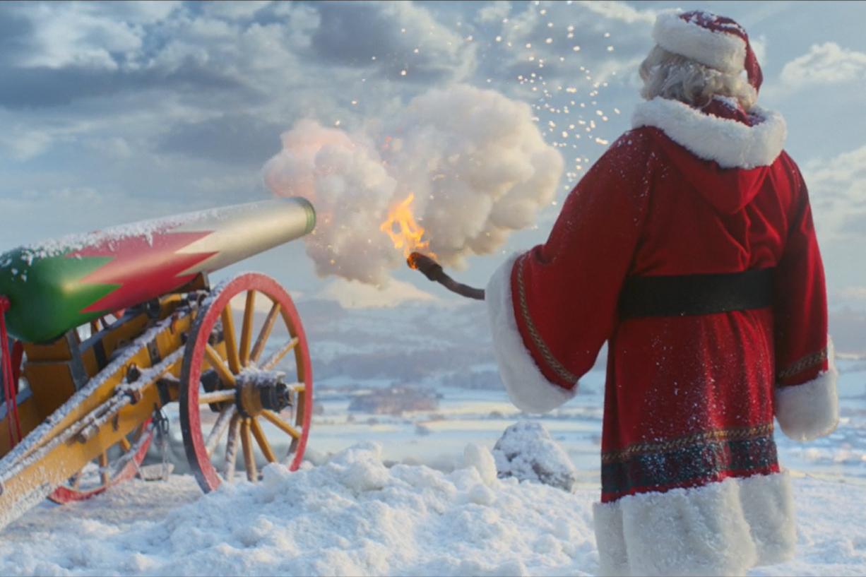 Asda: Bring Christmas Home
