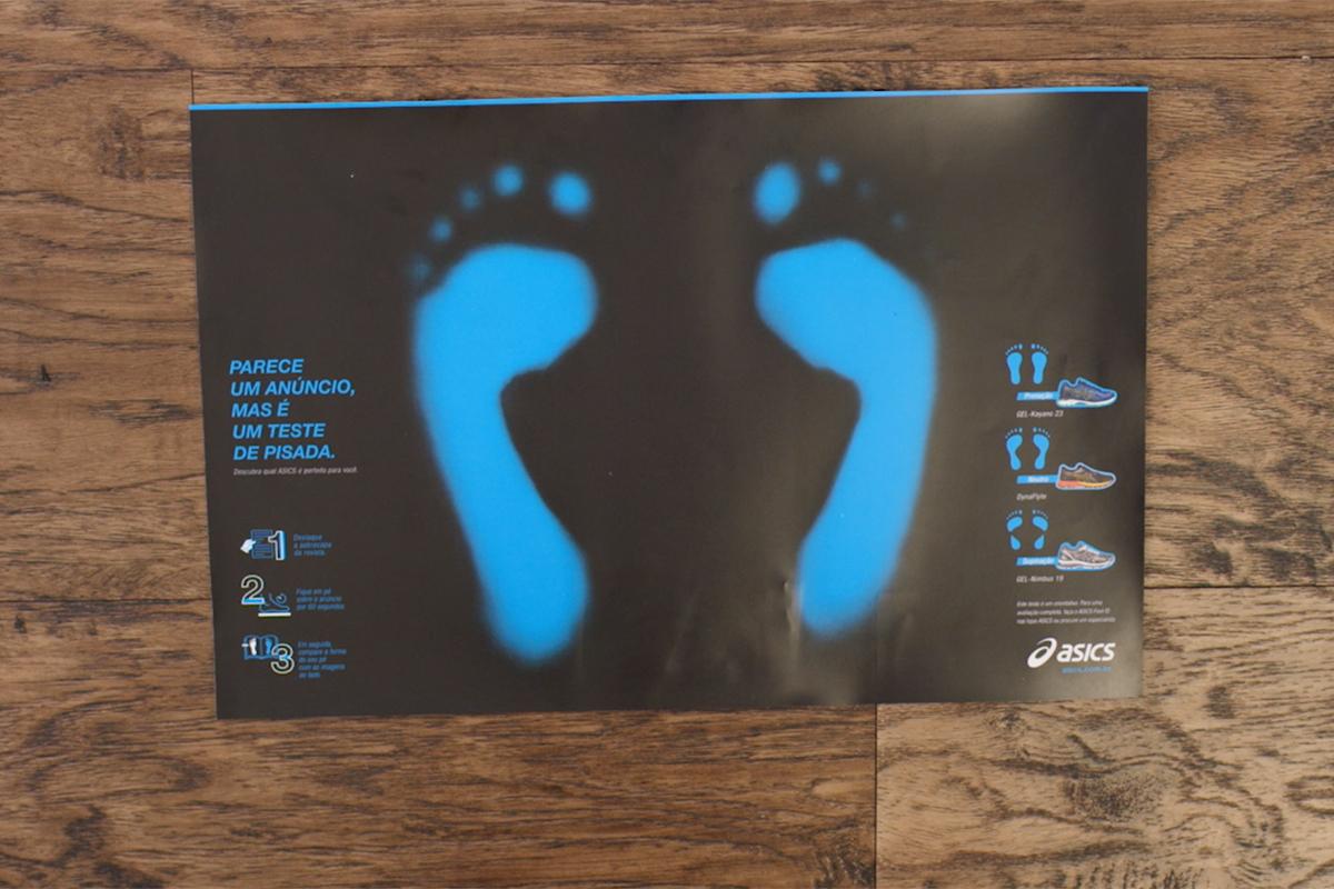 Foot Type Test