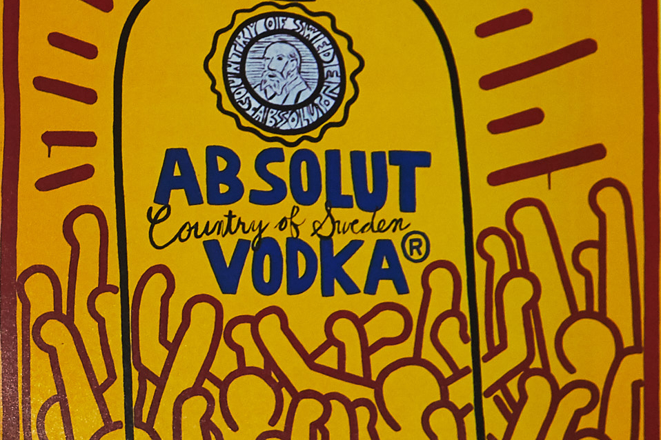 Absolut's Michel Roux leaves a legacy of bottles, branding and actual art