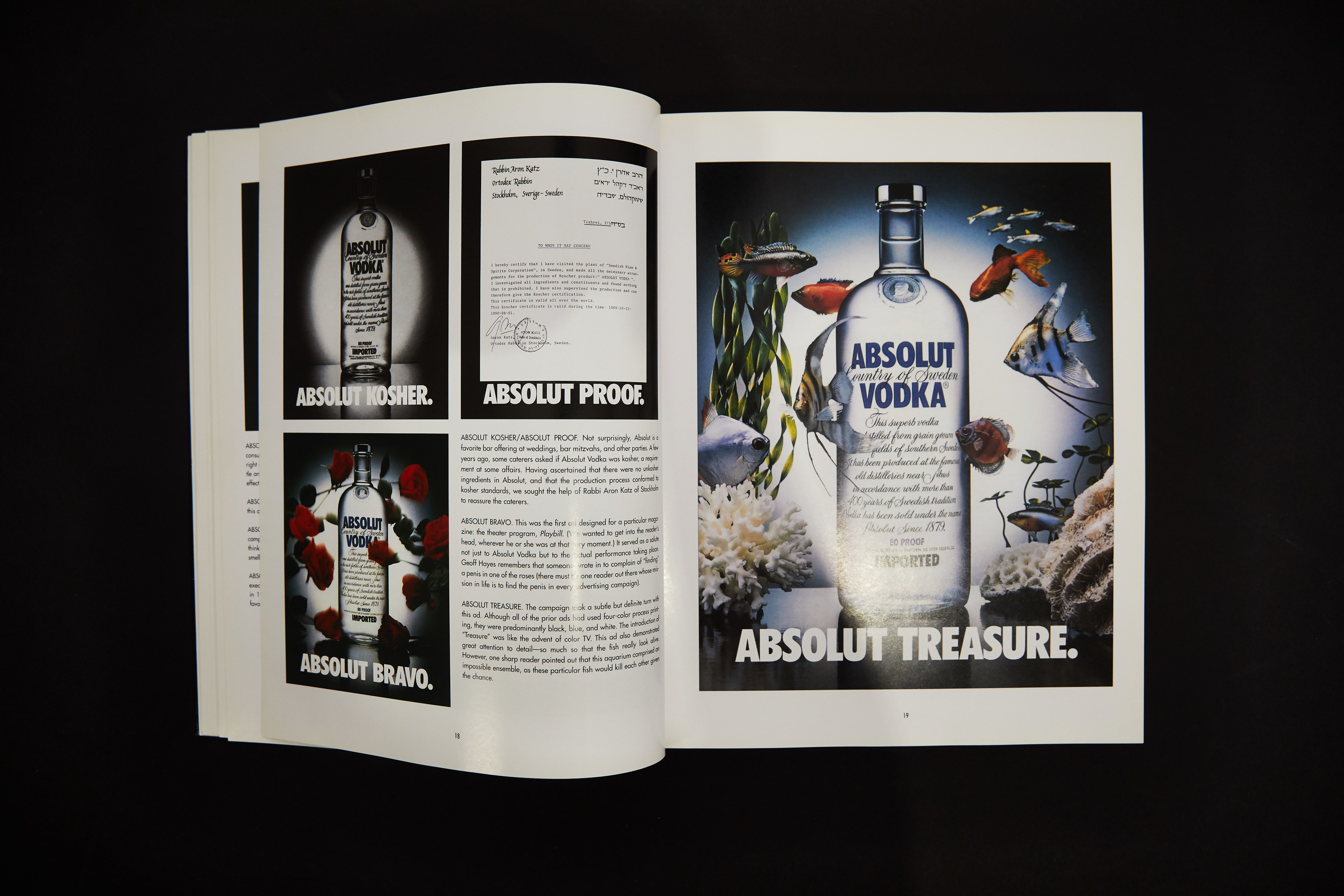 Absolut marketer Michel Roux leaves a legacy of bottles, branding