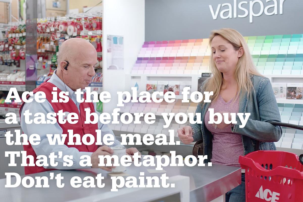 Don't Eat Paint