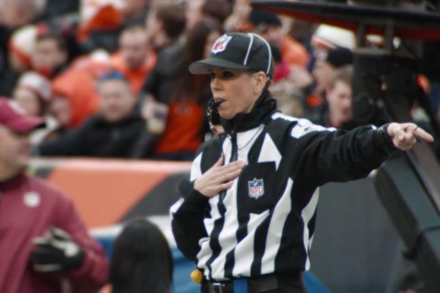 Can an NFL Ref Finally Move Activia Past the Jamie Lee Curtis Era?