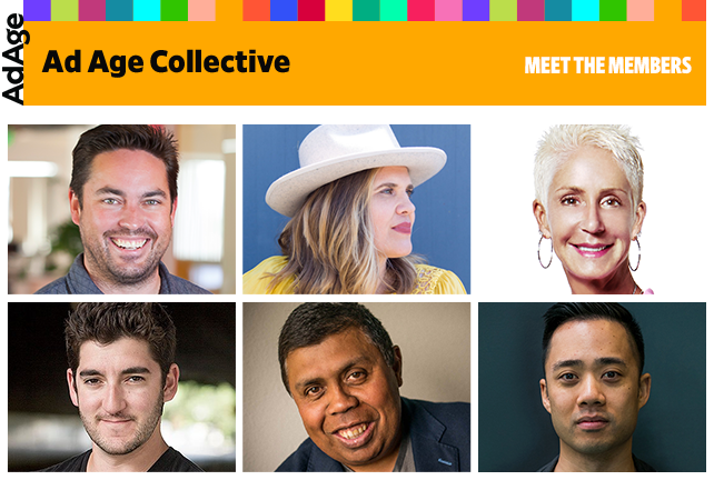 Meet the agency executives of Ad Age Collective