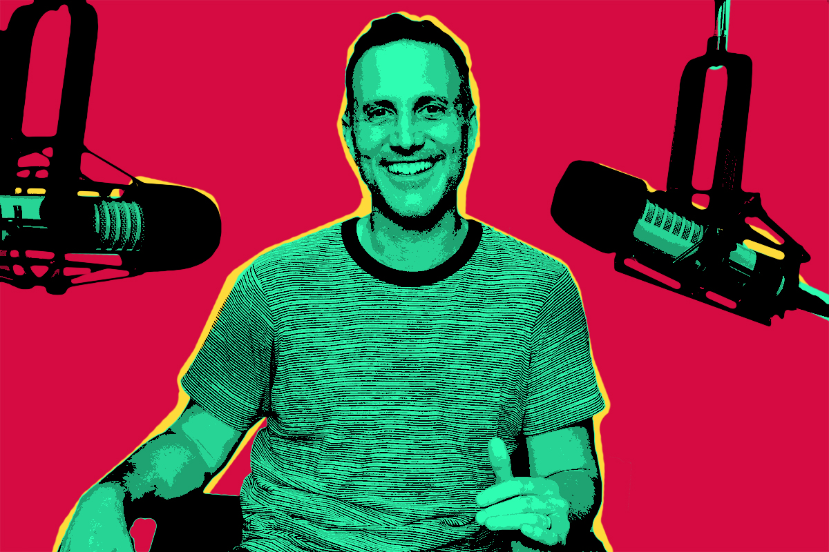 Grey chief creative John Patroulis on hypnosis, odd jobs and the value of niche subcultures