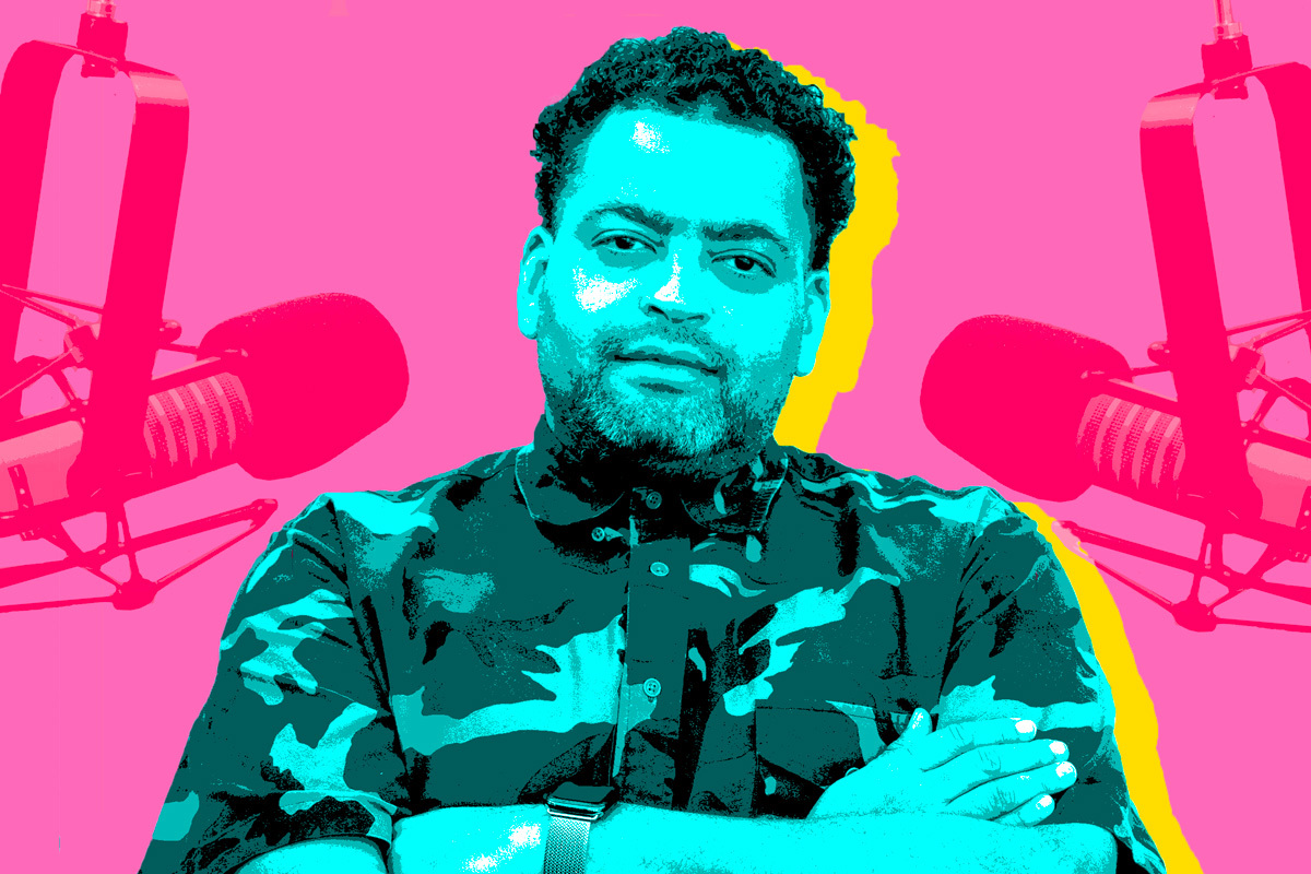 Cashmere's chief creative officer on hip-hop, commercialized music—and the rise of '80s nostalgia
