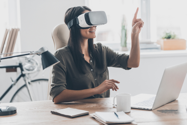 How digital reality can keep remote employees engaged and connected