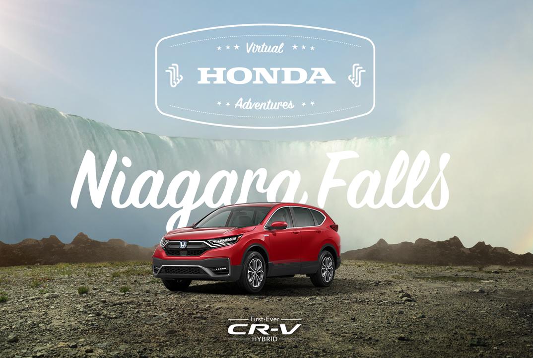 Honda virtual tours