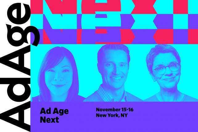 More Speakers Announced for Ad Age Next