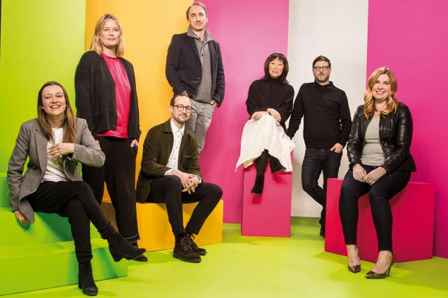 Droga5 Is No. 10 on Ad Age's 2018 A-List