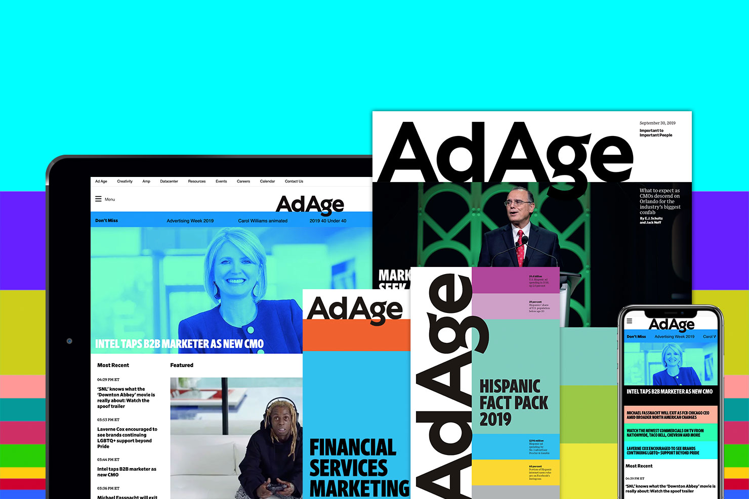 A thank you and an update from Ad Age Editor Brian Braiker