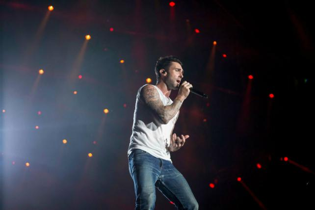 Wake-Up Call: Maroon 5 at the Super Bowl