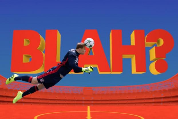 Adidas Kicks Off The Next Soccer Season With An Artsy And Playful Star Studded Film