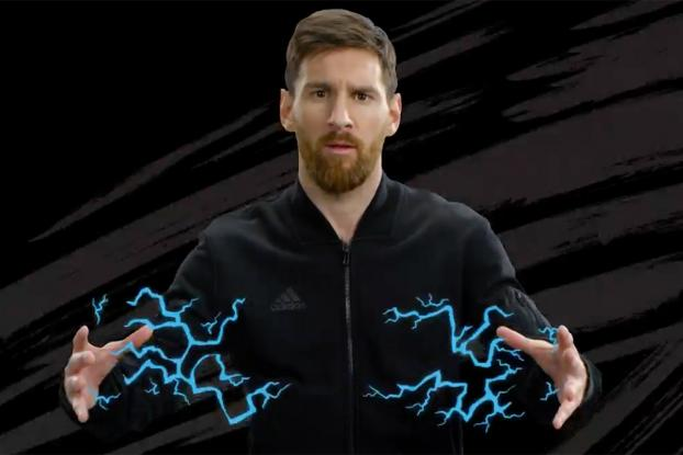 Adidas Lights Up Pogba Messi Suarez And Firmino In This Trippy Animated Tribute Ad Age
