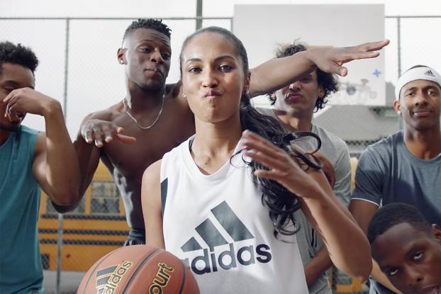 54a6526ed42c Sports Stars Make Their Own Waves in Adidas  Latest Creativity-Themed Ad