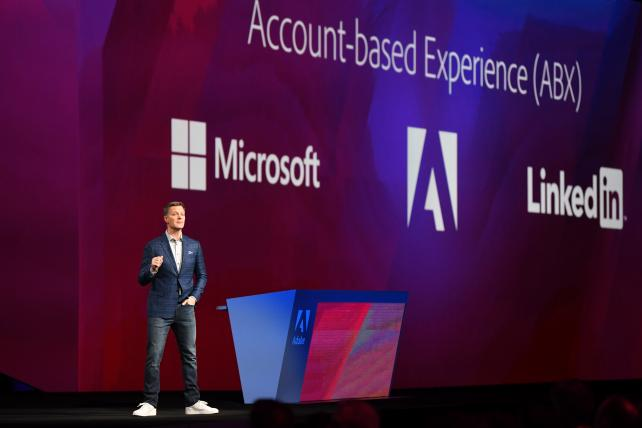 Adobe says 'business-to-everyone' is the future