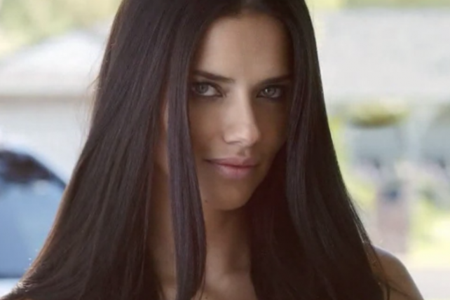 Can Supermodel Adriana Lima Convince You to Watch the World Cup?