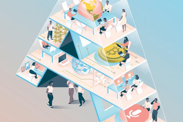 Agency of the future: Survival of the fittest