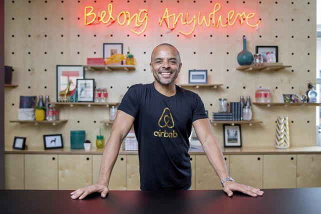 Airbnb CMO Mildenhall to Depart Weeks After Naming New AOR