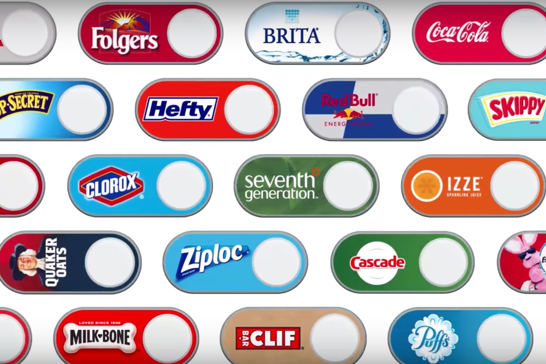 News about Amazon Dash, Canada Goose, Pinterest: Wake-Up Call