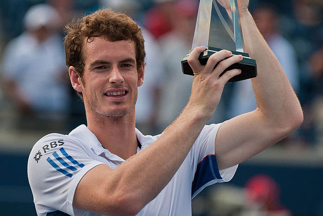 Under Armour Signs Tennis Great Andy Murray