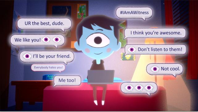 New Emoji Helps Teens Take A Stand Against Bullying