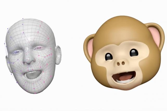 Can You See Me Now: Apple iPhone's Facial Recognition Excites Brands