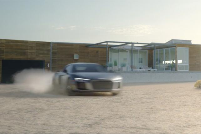 Lowdown: Audi and Airbnb Hook Up in Emmys Ad