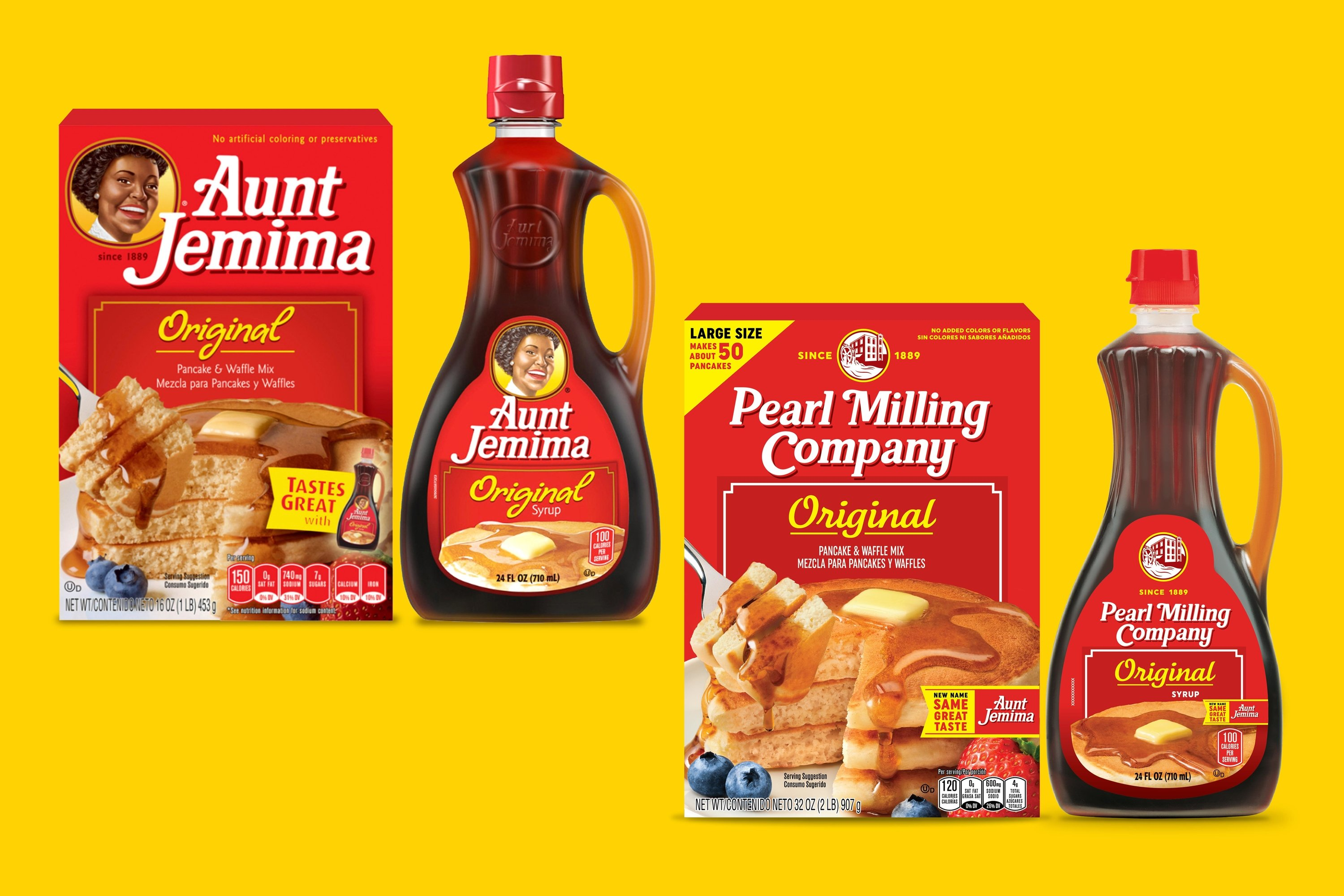 As Aunt Jemima becomes Pearl Milling Company, here's what should happen next