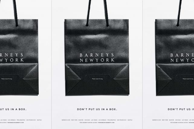 Barneys courts younger shoppers with cannabis products, new campaign