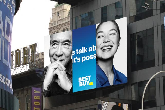 Best Buy unveils rebranding that was a year in the making