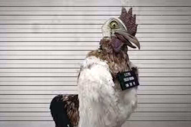 BK's Subservient Chicken Is Back and No. 2 on Viral Video Chart