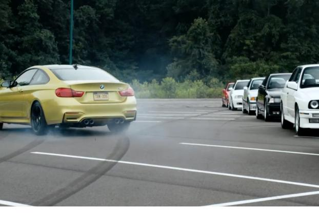 bmw north america/bmw m: bmw m initiation | adage