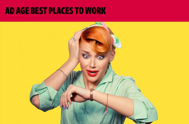 Early-bird pricing for Ad Age's Best Places to Work