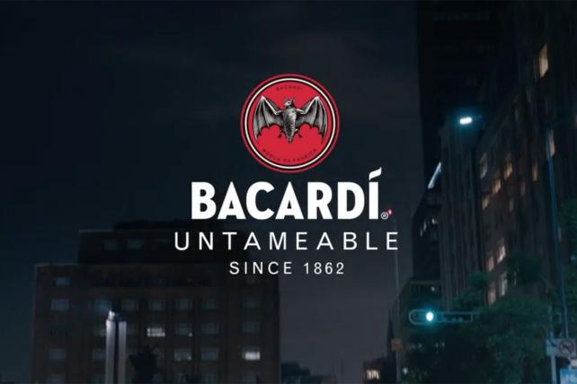 Bacardi Brings Back Its Bat in New Campaign