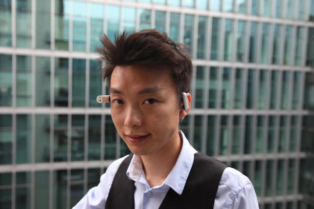 Please Don't Compare This Designed-in-China Wearable To Google Glass