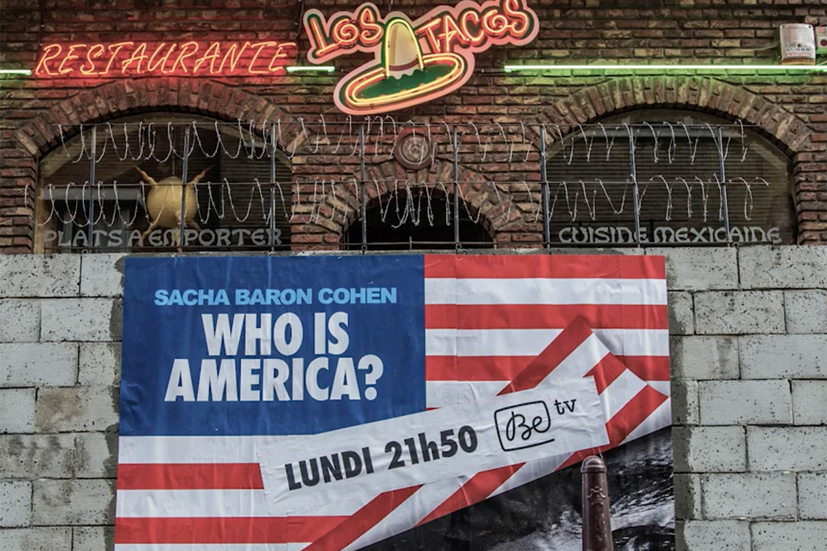 Who is America Wall
