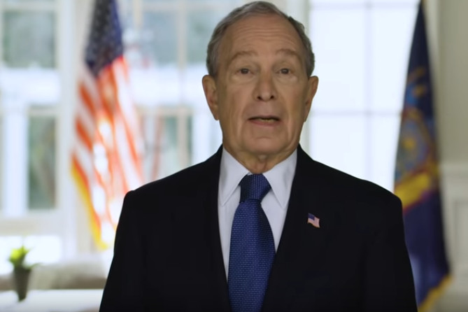 Mike Bloomberg broadcasts coronavirus ad and Twitter pulls out of SXSW: Monday Wake-Up Call
