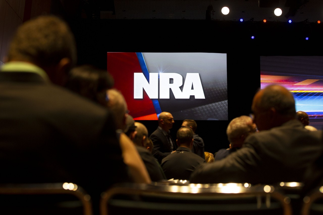 The NRA gets dropped by its longtime ad agency, Ackerman McQueen