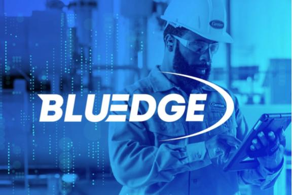Get the Edge. BluEdge.