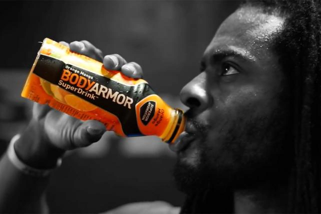 Kobe Bryant, the Ad Creator, Discusses His New Sports Drink Ads