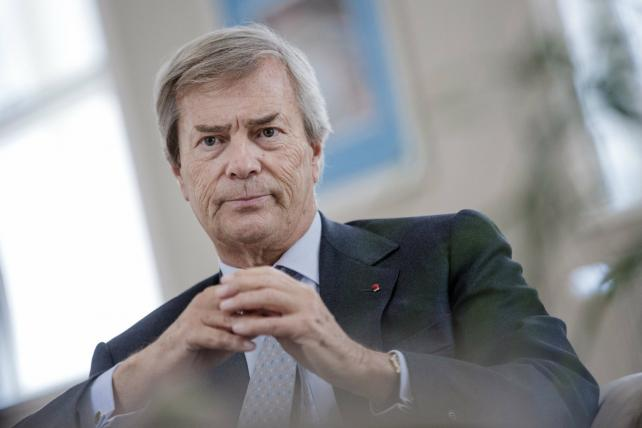 Bollore charged in French bribery investigation