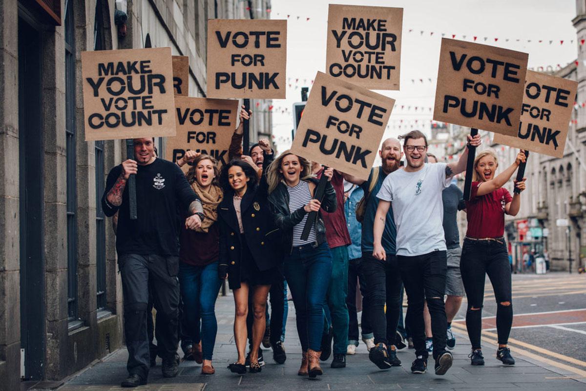 Vote Punk