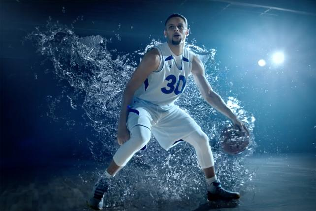 Brita Hopes To Make a Big Splash With Stephen Curry