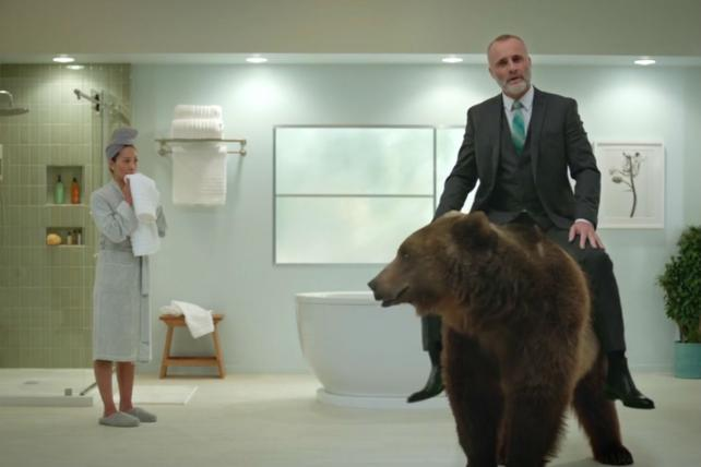 Home Improvement Retailer Build.com Aims to Tame the Bear in New Spots
