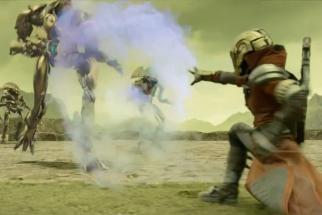 Destiny Live Action Trailer -- Become Legend